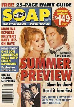 Soap Opera News May 20, 1997