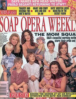 Soap Opera Weekly May 20, 1997