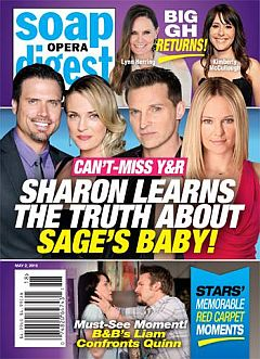Soap Opera Digest May 2, 2016