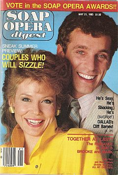 Soap Opera Digest May 21, 1985