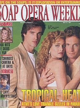 Soap Opera Weekly May 21, 1991