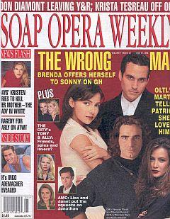Soap Opera Weekly May 21, 1996