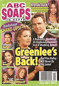 ABC Soaps In Depth May 22, 2007