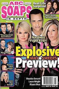 ABC Soaps In Depth May 22, 2017