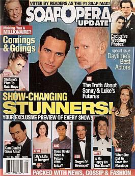 Soap Opera Update May 23, 2000