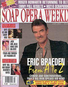 Soap Opera Weekly May 23, 2000