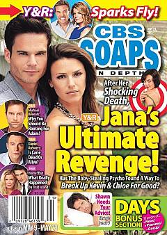 CBS Soaps In Depth May 23, 2011