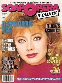 Soap Opera Update - May 23, 1988