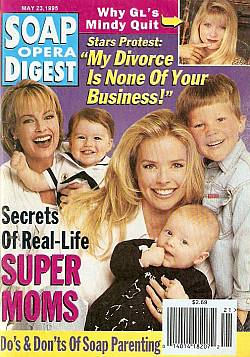 Soap Opera Digest - May 23, 1995