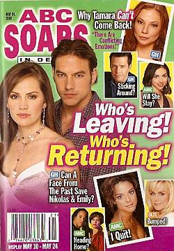 ABC Soaps In Depth May 24, 2005