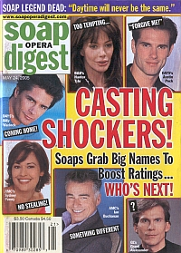 Soap Opera Digest May 24, 2005