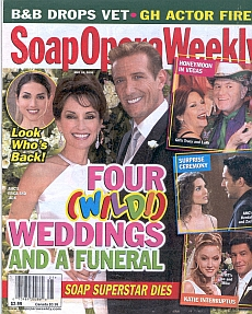 Soap Opera Weekly May 24, 2005