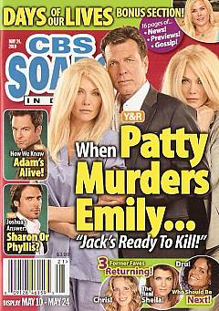 CBS Soaps In Depth May 24, 2010