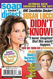 Soap Opera Digest May 24, 2011
