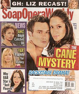 Soap Opera Weekly - May 24, 2011