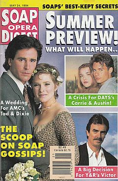 Soap Opera Digest - May 24, 1994