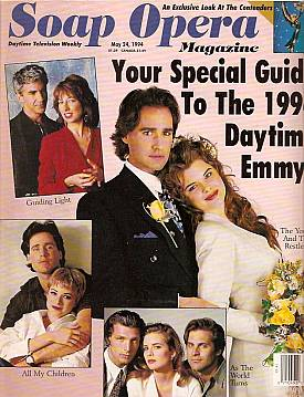 Soap Opera Magazine May 24, 1994