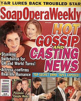 Soap Opera Weekly May 25, 2004