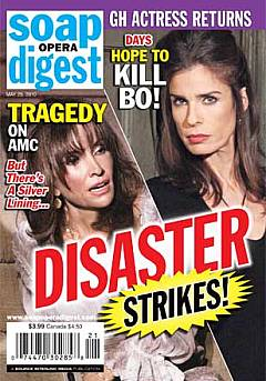 Soap Opera Digest May 25, 2010