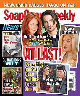 Soap Opera Weekly May 25, 2010