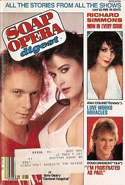 Soap Opera Digest - May 25, 1982