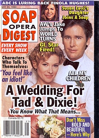 Soap Opera Digest - May 25, 1999