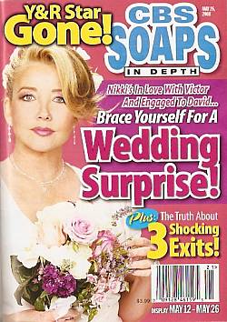 CBS Soaps In Depth May 26, 2008