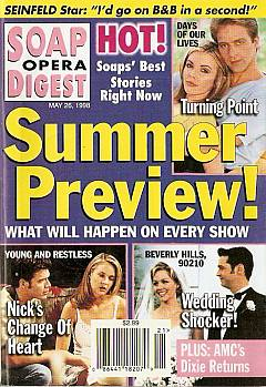 Soap Opera Digest - May 26, 1998