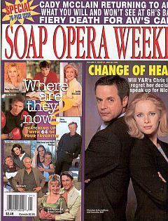 Soap Opera Weekly May 26, 1998