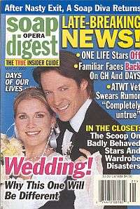 Soap Opera Digest May 27, 2003