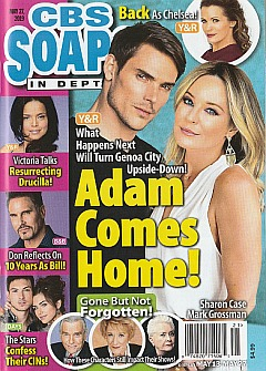 CBS Soaps In Depth May 27, 2019