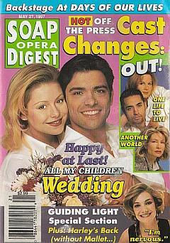 Soap Opera Digest - May 27, 1997