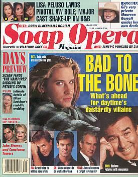 Soap Opera Magazine May 27, 1997