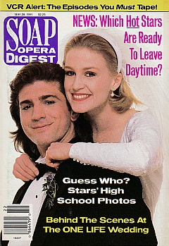 May 28, 1991 Soap Opera Digest
