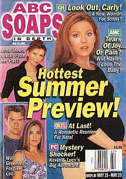 ABC Soaps In Depth May 29, 2001