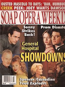Soap Opera Weekly May 29, 2001