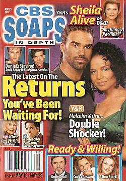 CBS Soaps In Depth May 29, 2007