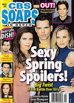 CBS Soaps In Depth - May 29, 2017