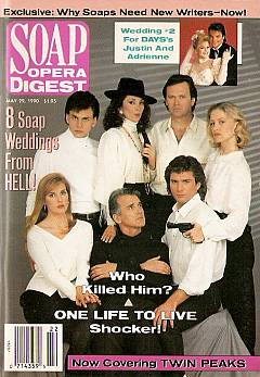 Soap Opera Digest May 29, 1990