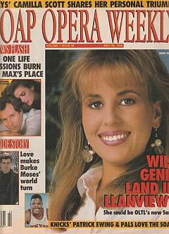 Soap Opera Weekly - May 29, 1990