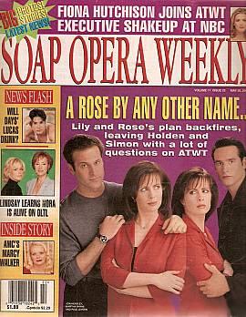 Soap Opera Weekly May 30, 2000