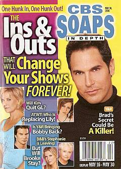 CBS Soaps In Depth May 30, 2006