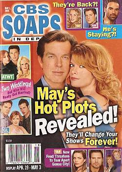 CBS Soaps In Depth May 3, 2005