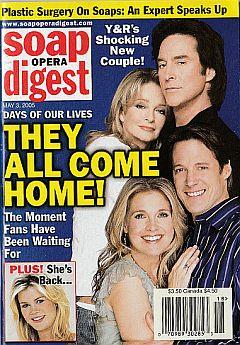 Soap Opera Digest May 3, 2005