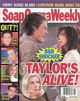Soap Opera Weekly May 3, 2005