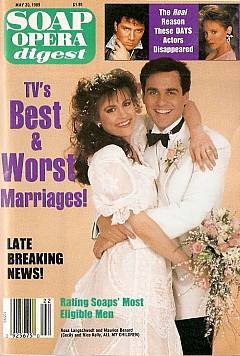 Soap Opera Digest May 30, 1989