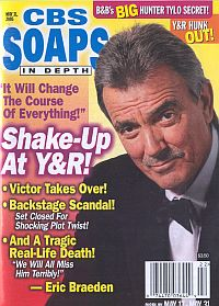 CBS Soaps In Depth May 31, 2005