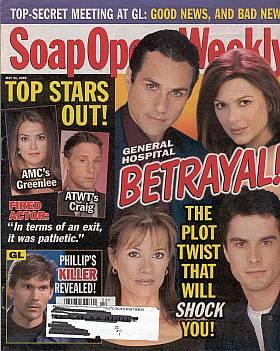 Soap Opera Weekly May 31, 2005