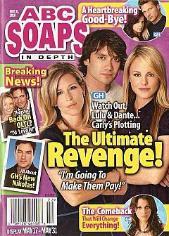 ABC Soaps In Depth May 31, 2010