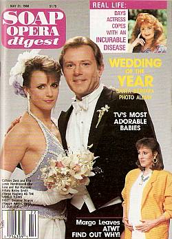 Soap Opera Digest May 31, 1988